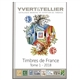 Catalogue Yvert et Tellier de timbres-poste France Vol.1